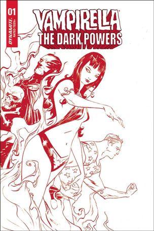 Vampirella: The Dark Powers 2-Y