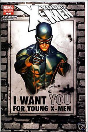 Young X-Men 1-D