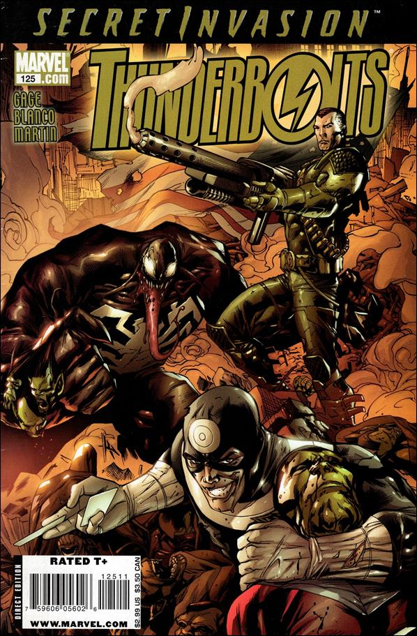 Thunderbolts (1997) 125-A by Marvel