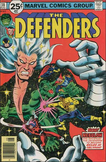 Defenders (1972) 38-A by Marvel