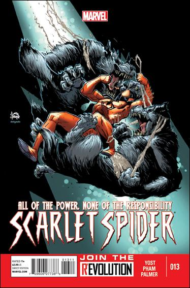 Scarlet Spider (2012) 13-A by Marvel