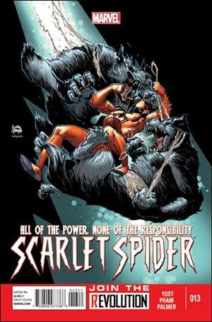 Scarlet Spider (2012) 13-A