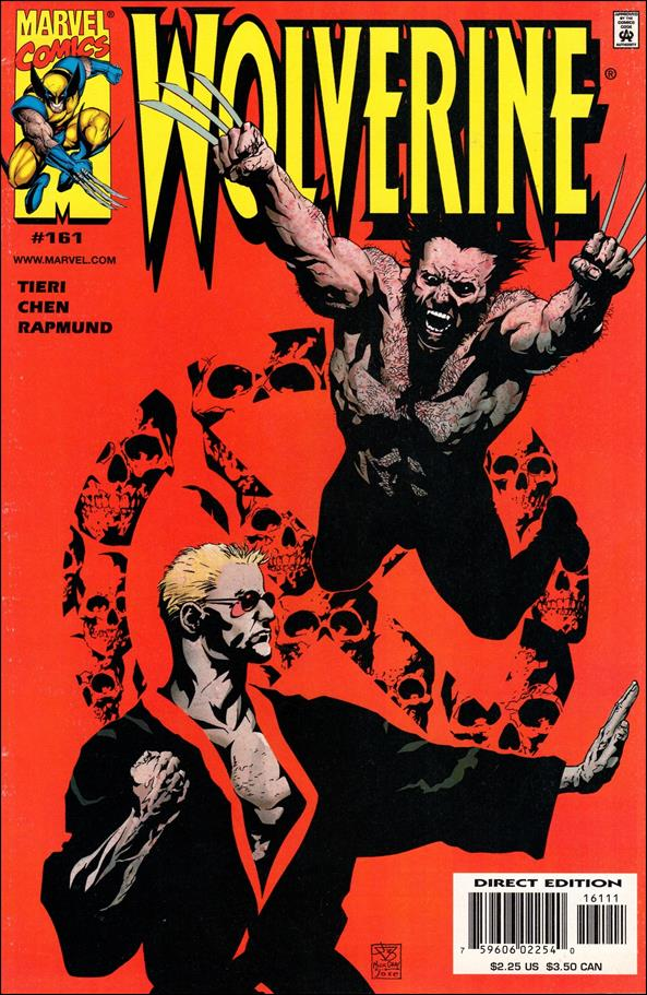 Wolverine (1988)  161-A by Marvel