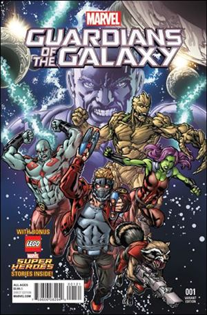 Marvel Universe Guardians of the Galaxy (2015/12) 1-B