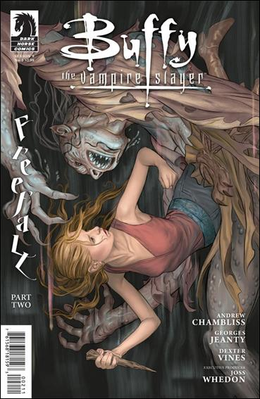 Buffy the Vampire Slayer Season 9 2-A by Dark Horse