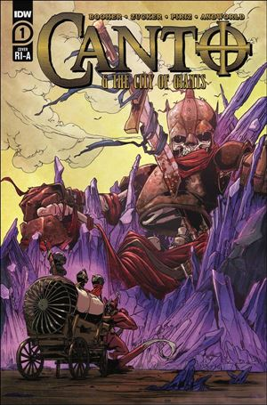 Canto & the City of Giants 1-B