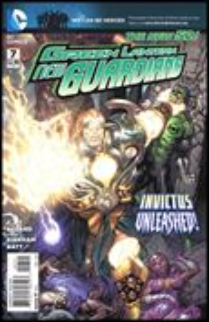 Green Lantern: New Guardians  7-A