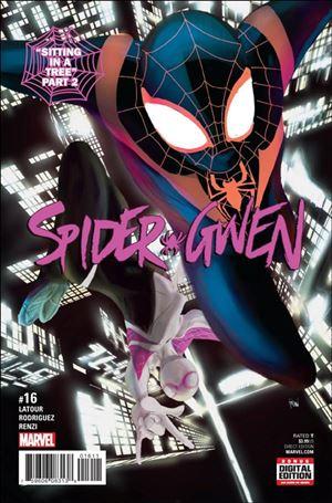 Spider-Gwen (2015/12) 16-A