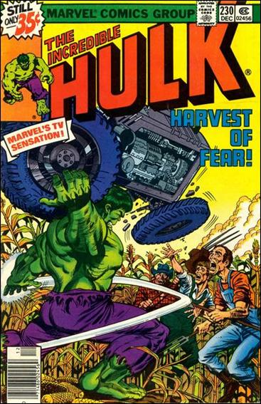 Incredible Hulk (1968) 230-A by Marvel