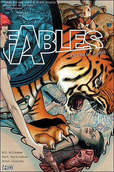Fables 2-F by Vertigo