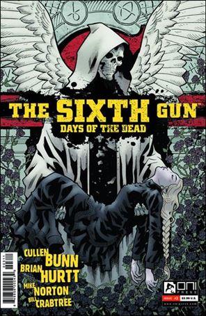 Sixth Gun: Days of the Dead 3-A