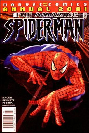 Amazing Spider-Man Annual '2001'-A