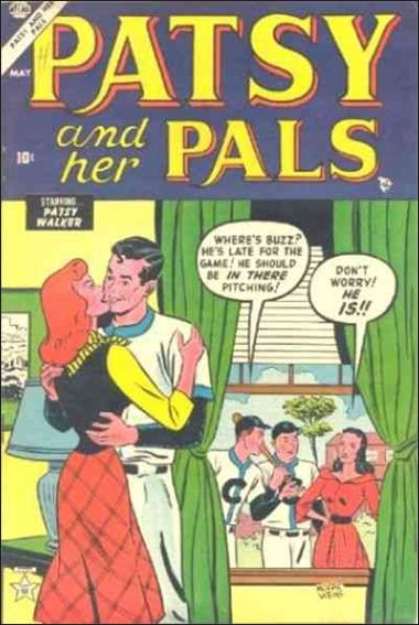 Patsy & Her Pals 1-A by Atlas