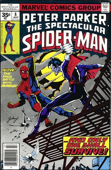Spectacular Spider-Man (1976) 8-B by Marvel