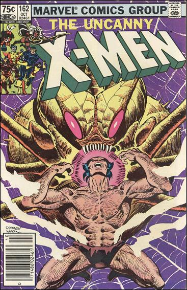 Uncanny X-Men (1981) 162-B by Marvel