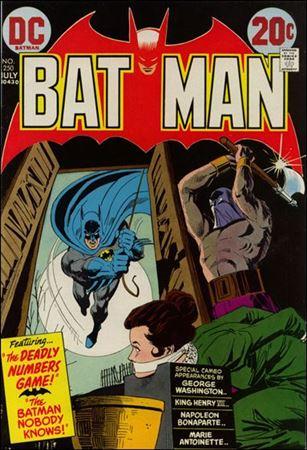 Batman (1940) 250-A