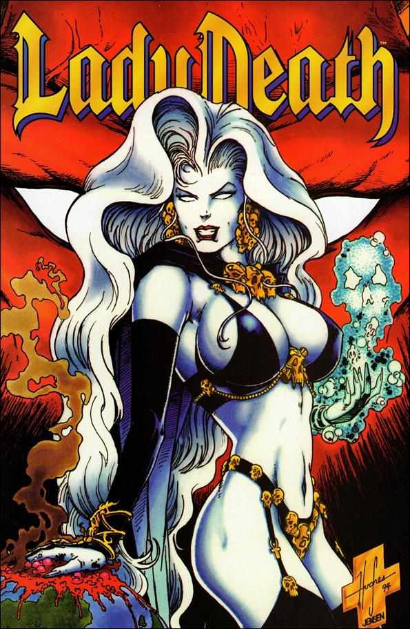 Lady Death II: Between Heaven & Hell 4-A by Chaos! Comics