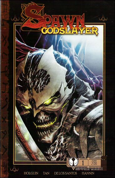 Spawn Godslayer (2007) 1-A by Image