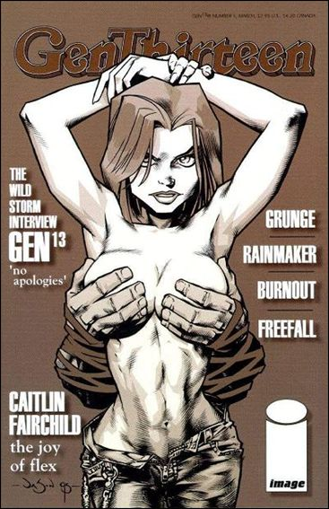 Gen13 (1995) 1-H by WildStorm