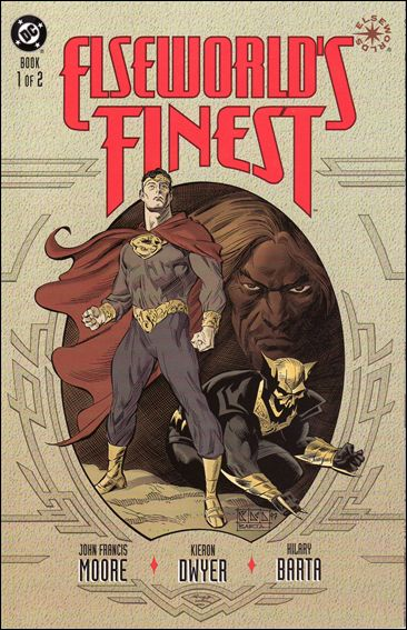 Elseworld's Finest 1-A by DC