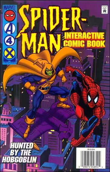 Spider-Man Interactive Comic Book 2-A by Marvel