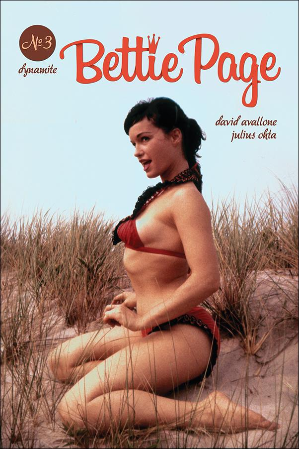 Bettie Page (2018) 3-E by Dynamite Entertainment