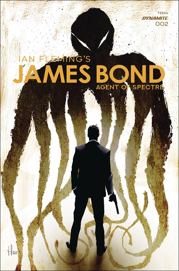 James Bond: Agent of Spectre 2-G by Dynamite Entertainment
