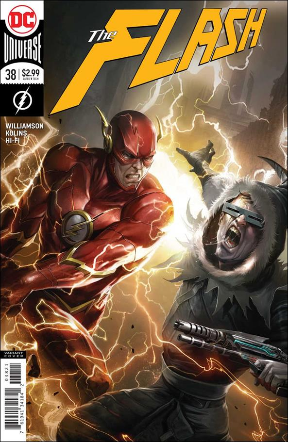 Flash (2016) 38-B by DC