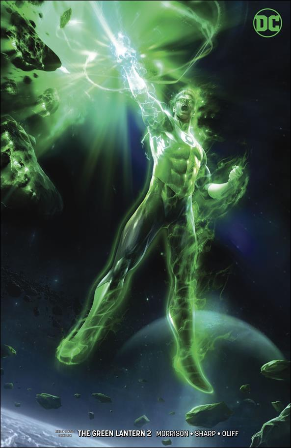 Green Lantern (2018) 2-B by DC