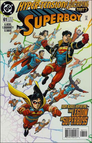 Superboy (1994) 61-A by DC