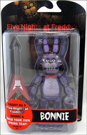 Five Nights At Freddy's (Spring Trap Series) Bonnie