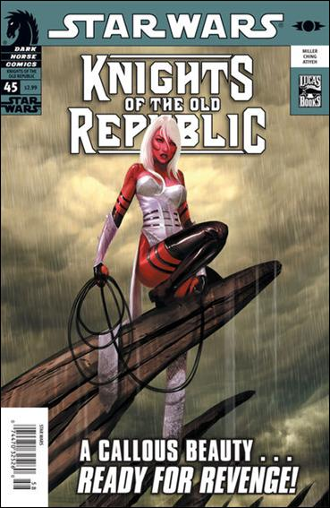 Star Wars: Knights of the Old Republic 45-A by Dark Horse