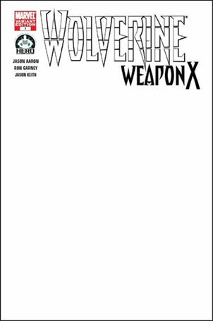 Wolverine: Weapon X 1-J