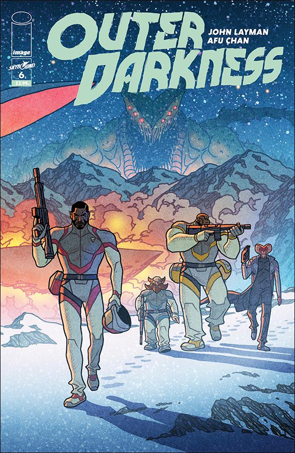 Outer Darkness 6-A by Skybound Entertainment
