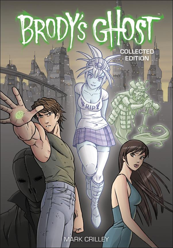 Brody's Ghost Collected Edition nn-A
