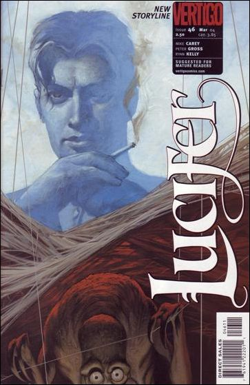 Lucifer (2000) 46-A by Vertigo