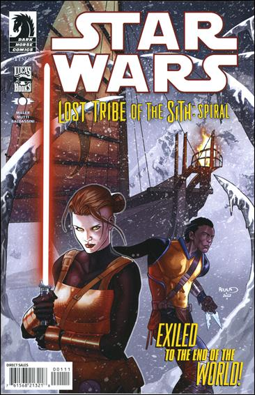 Star Wars: Lost Tribe of the Sith - Spiral 1-A by Dark Horse