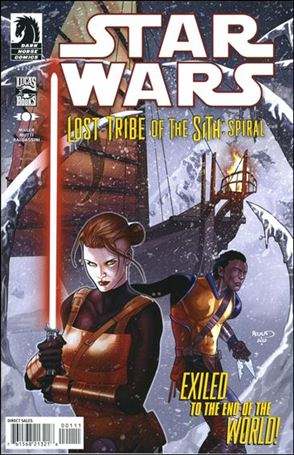 Star Wars: Lost Tribe of the Sith - Spiral 1-A