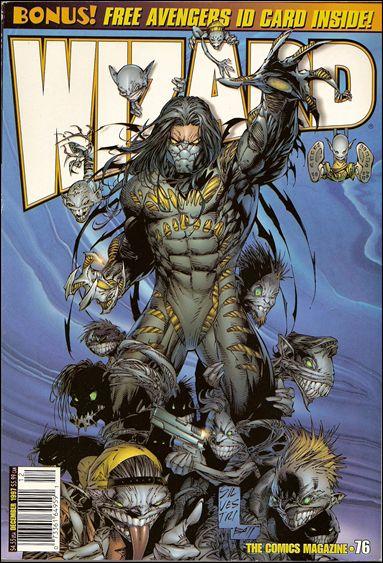 Wizard: The Comics Magazine 76-A by Wizard Press
