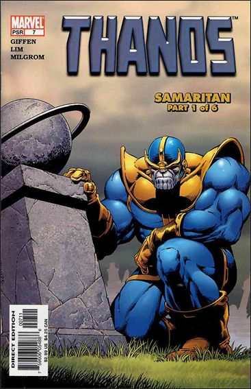 Thanos (2003) 7-A by Marvel