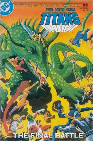 New Teen Titans (1984) 9-A