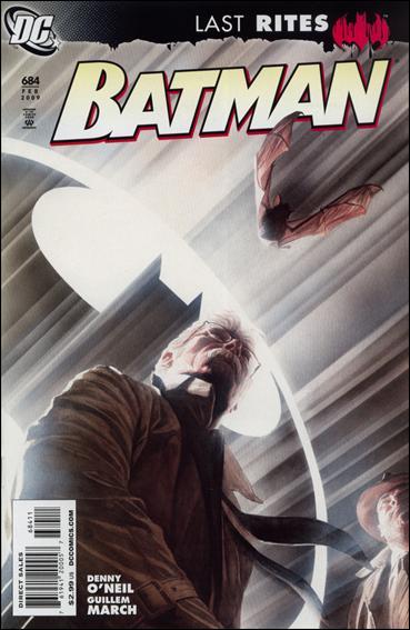 Batman (1940) 684-A by DC