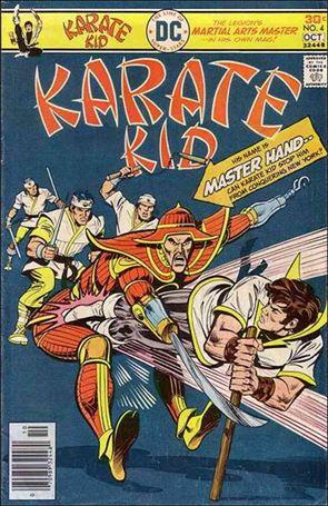 Karate Kid 4-A