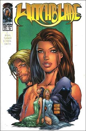 Witchblade 12-A