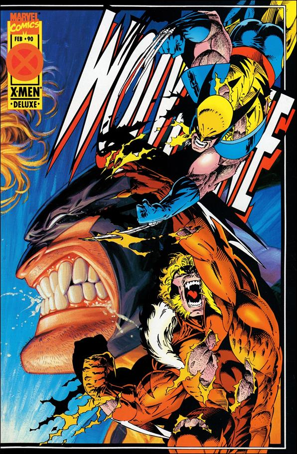 Wolverine (1988)  90-A by Marvel