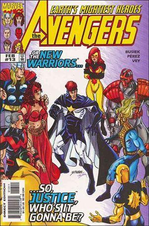 Avengers (1998) 13-A