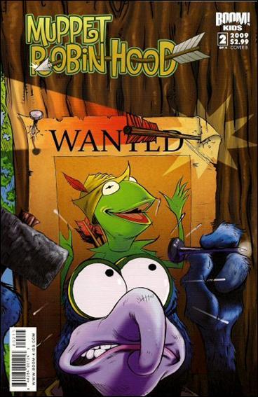 Muppet Robin Hood 2-B by Boom! Kids