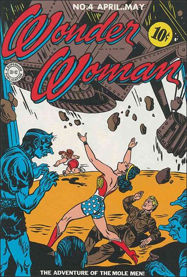 Wonder Woman (1942) 4-A by DC