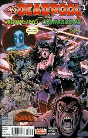 Mrs. Deadpool and the Howling Commandos 1-E
