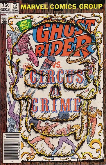 Ghost Rider (1973) 73-B by Marvel
